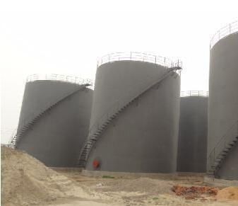 黑龙江落地式焊接钢板仓