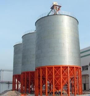 池州大型钢板库