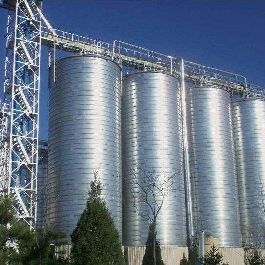 衡阳大型钢板仓