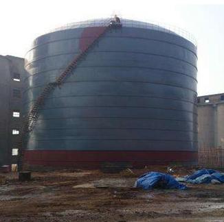 黑龙江水泥钢板仓